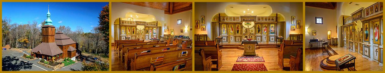 Holy Trinity Orthodox Church, Danbury CT