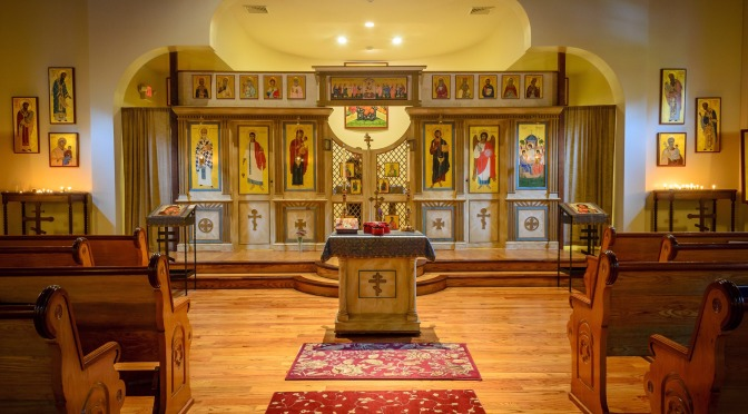 Welcome to Holy Trinity Orthodox Church
