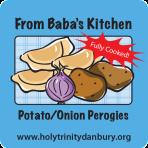 Potato/Onion Perogies
