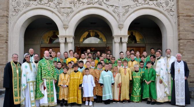 60th Anniversary of Diocesan Altar Boys' Retreat, 1957-2017!