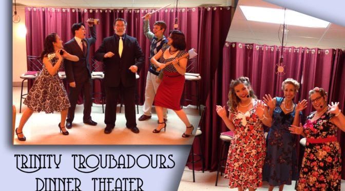 Trinity Troubadours Present – Medieval Mayhem