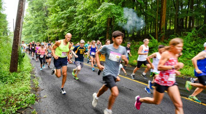 20th Annual Perogie Dash August 17th
